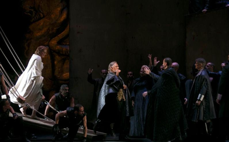 Otello al Festival de Peralada 2015 fotografia © Miquel González / Shooting