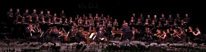 Passio segons Sant Mateu  al Festival de Verbier 2015
