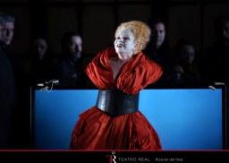 Roberto Devereux l Teatro Real 2015 Foto Javier del Real