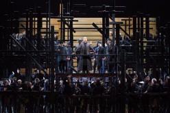 Producció de Lev Dodin per a Khovanxtxina de Mussorgsky Fotografia web Staatsoper