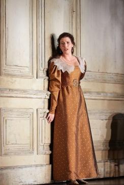 Ellie Dehn (Comtessa Almaviva) a Le nozze di Figaro, The Royal Opera © 2015 ROH. Photografia de Mark Douet