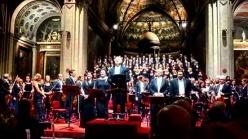 a Requiem a la Basílica de San Marco de Milà foto Facebook Valentino Klose