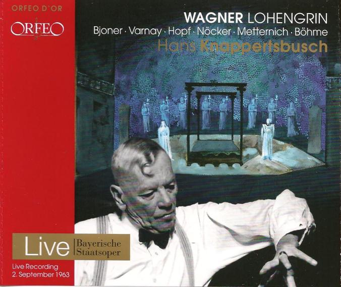 Lohengrin Knappertsbusch 1963 Orfeo