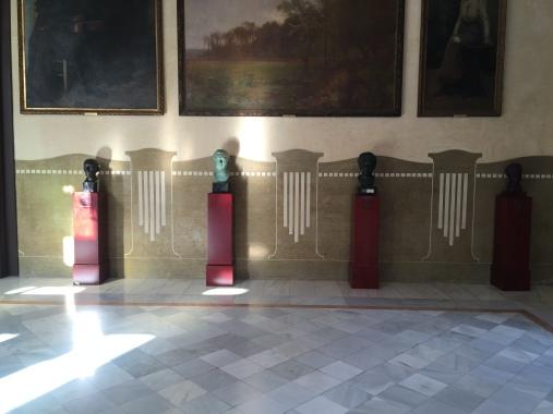 Sala Lluis Millet del Palau d ela Música Catalana Fotografia Montse Esteba