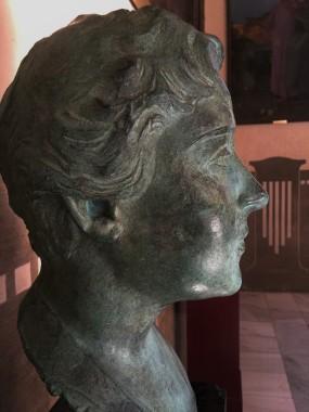 Bust de Victoria de los Ángeles a la sala Lluís Millet del Palau d ela Música Catalana. Fotografia Montse Esteba