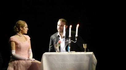 Kristine Opolais (Margarita) Joseph Calleja (Faust) Fotogrfaia Charles Tandy