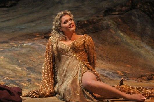 Michelle DeYoung Venus al Tannhäuser del MET Fotos: Marty Sohl / The Metropolitan Opera