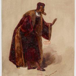 Balducci, disseny per a Dérivis de Paul Lormier