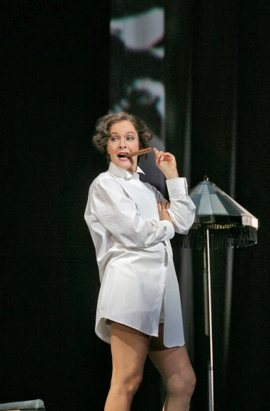 Malis Petersen, Lulu al MET. Fotografia (Ken Howard/Metropolitan Opera)