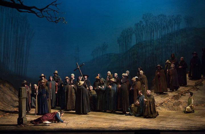 Tannhäuser, acte 1er Fotos: Marty Sohl / The Metropolitan Opera