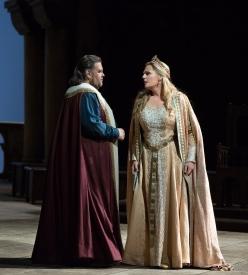 Botha i Westbroek al Tannhäuser del MET Fotos: Marty Sohl / The Metropolitan Opera