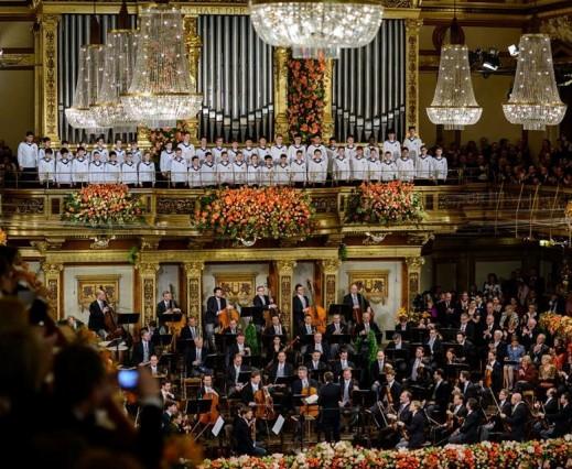 concert Viena 010116 foto Benedikt Dinkhauser Facebook Wiener Philharmoniker