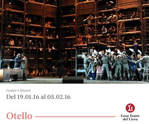 Otello Liceu
