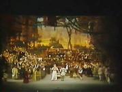 Die Meistersinger von Nürnberg Gran Teatre del Liceu 18 d'abril de 1989 Escenografia Josep Mestres Cabanes acte 3er 2ª escena