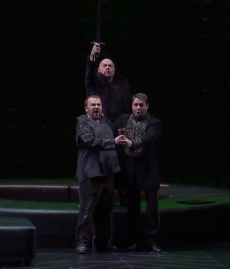 Eric Halfvarson, Christian Franz i Boaz Daniel