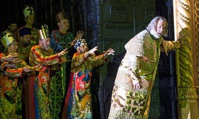 Bryn Terfel Boris Godunov Fotografia de Tristram Kenton per a The Guardian