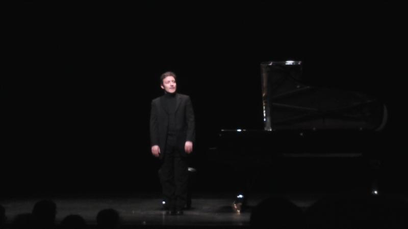 Daniel Ligorio al Teatre Principal de Sabadell, 04/03/2016 Foto IFL