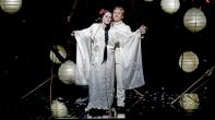 Opolais i Alagna a la Madama Butterfly al MET, producció d'Anthony Minghella Fotografia Marty Sohl/Metropolitan Opera