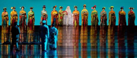 Madama Butterfly al MET Producció d'Anthony Minghella