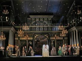 Roberto Devereux Metropolitan Opera Producció David McVicar Fotografia Ken Howard