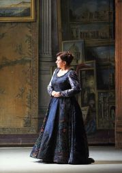 Krassimira Stoyanova (Amelia) a Un ballo in maschera a la Staatsoper de Viena. Fotografia: Staatsoper/Michael Pöhn