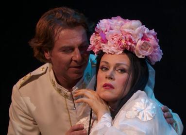 Kristine Opolais i Roberto Alagna a Madama Butterfly MET 2016