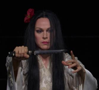 Kristine Opolais Cio-Cio-San al Metropolitan Opera House 2016