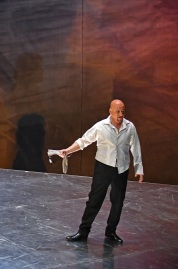 Antonino Siragusa (Tebaldo) Fotografia premsa Liceu A.Bofill