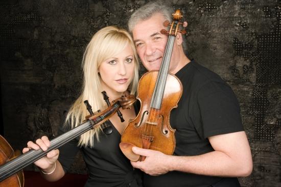 Amanda Forsyth i Pinchas Zukerman (c)TonyHauser