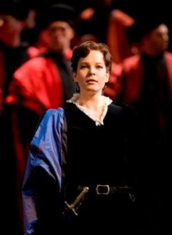 Elina Garanca com a Romeo a la ROH Covent Garden