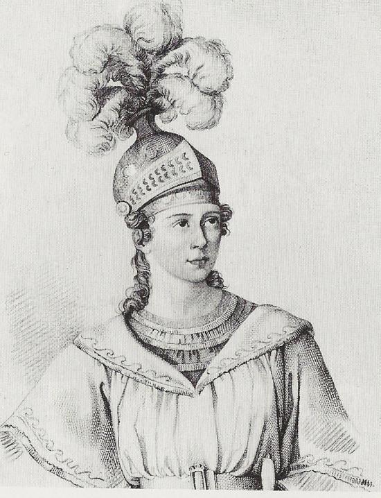 Maria Malibran com a Romeo a Bologna (1832)