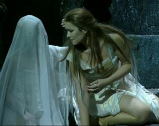 Veronica Simeoni (Leonor) a La Favorite Teatro La Fenice 2016