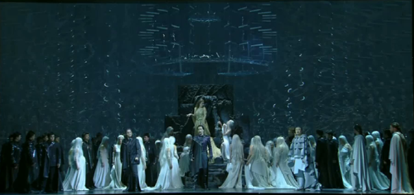 La Favorite acte 3er Producció de Rosetta Cucchi