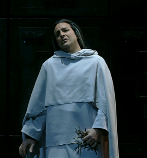 Jphn Osbron (Fernand) acte 4at La Favorite a La Fenice 2016