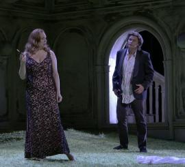 Anja Kampe i Klaus Florian Vogt Parsifal al Teatro Real