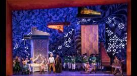 Il Barbiere di Siviglia al Festival de Glyndebourne, producció de Annabel Arden Fotografia BILL COOPER