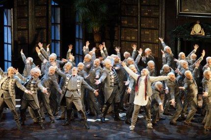Pikovaia Dama, producció de Stefen Herheim Dutch Opera