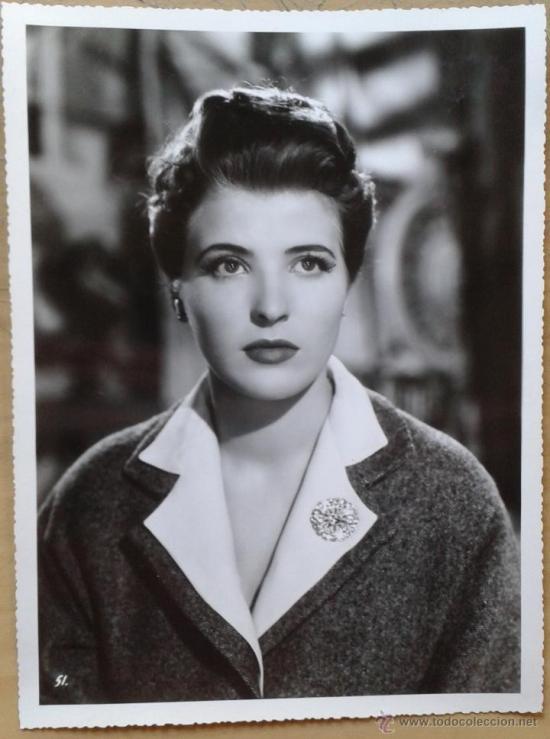 Pilar Lorengar (último día - 1952)