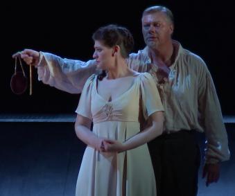 Anja Harteros i René Pape (Don Carlo a la Staatsoper de Viena 2016)