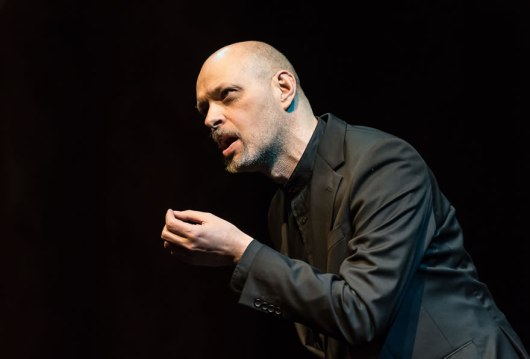Mats Almgren (Hagen). Fotografia: Clive Barda