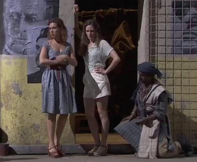 Lenneke Ruiten (Fiordiligi) i Kate Lindsey (Dorabella)