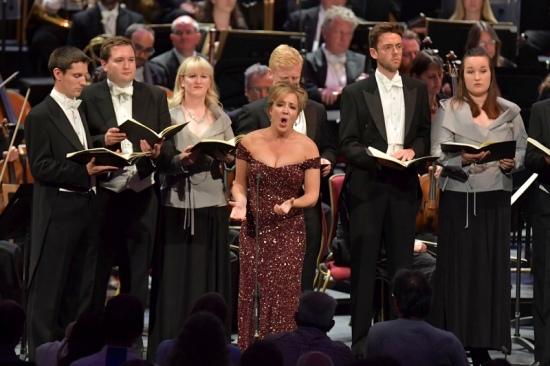 PRTOMS 20 Hector Berlioz Roméo et Juliette. Fotografia BBC/ Chris Christodoulou