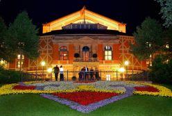 Festspielhaus de Bayreuth. Foto: dpa