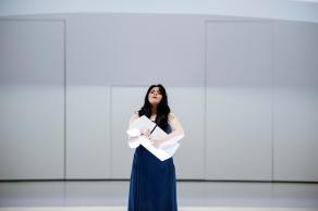 Charles Gounod/Faust/Musiklische Leitung: Alejo Pérez, Regie, Bühne und Kostüme: Reinhard von der Thannen/ Maria Agresta:Marguerite Copyright: Monika Rittershaus
