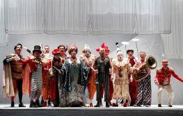 Il Turco in Italia, ROF 2016 Producció de Davide Livermore