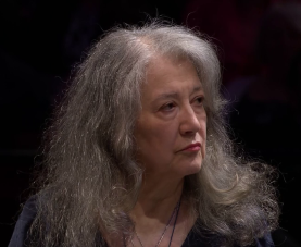 Martha Argerich PROMS 43 2016