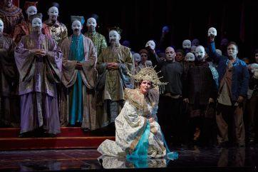 Iréne Theorin (Turandot)