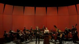 Nathalie Stutzmann i Emőke Baráth i l'Orchestre Orfeo 55 a Il duello amoroso de Gandel 25 d'agost de 2016