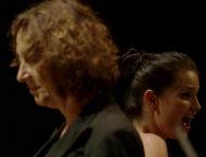 Nathalie Stutzmann i Emőke Baráth,, Il duello amoroso de Gandel 25 d'agost de 2016