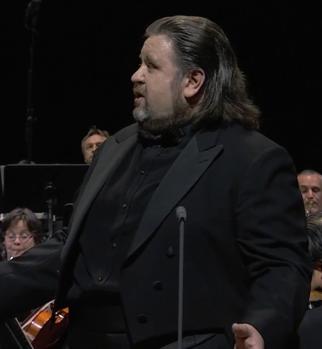 Johan Botha Bicentenari Wagner Bayreuth 25 de maig de 2013